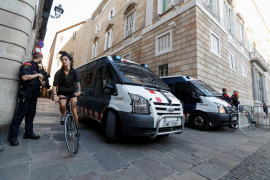 Puigdemont podía usar a los Mossos como «fuerza armada» al declarar la independencia