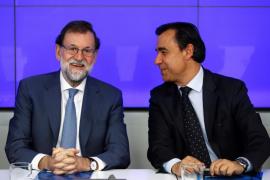 Maíllo cree que Puigdemont ha viajado a Bélgica «por desesperación» y porque no puede ir a la sede de la Generalitat