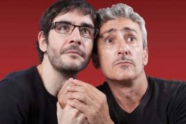El humor de 'Dos' llega al Auditori de Peguera