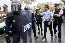 Interior advierte que el Govern contó votos en locales que los Mossos habían cerrado el 1-O