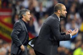Guardiola: «Venir al Bernabéu y empatar es siempre un buen resultado»