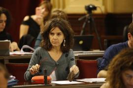 Capellà se despide del Parlament apelando al consenso y la conciliación