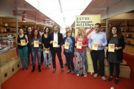 Presentaciones de libros y actividades familiares coparán la Setmana del Llibre en Català que arranca este jueves