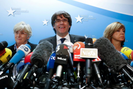 La Audiencia imputa a Puigdemont y al Govern por rebelión y sedición y les cita a declarar el 2 y 3 de noviembre