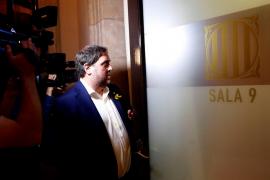 Un alto cargo de Junqueras: «Cualquiera con dos dedos de cerebro sabe que no se puede proclamar la independencia»
