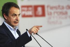Zapatero pide a la izquierda abertzale más pasos firmes y decididos si quiere convencer