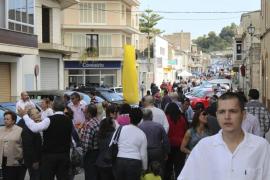 La Fira de Santa Margalida se consolida como referente de la promoción del producto local