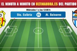 Peña Deportiva-Atlético Baleares, en vivo