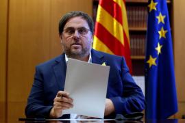 Junqueras pide «recomponer» las fuerzas en Cataluña en un artículo en The New York Times