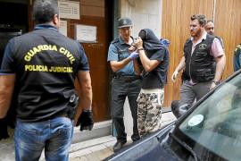 Penas que suman 45 años de prisión para los detenidos en Calvià en 2015