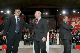 El PSOE aparca las sanciones a Montilla y Antich por no votar el artículo 155