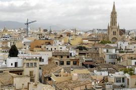 El Ayuntamiento de Palma triplica los ingresos por el impuesto de plusvalías en cuatro años