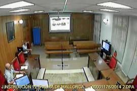 Solicitan que declaren policías del 'caso Cursach' por 'soplar' respuestas a un testigo