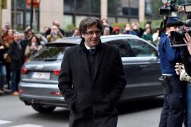 Puigdemont y parte del Govern cesado confirman que no irán a declarar a la Audiencia Nacional