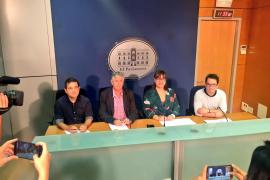 La izquierda pide al Parlament que rechace las acusaciones de adoctrinamiento en las escuelas
