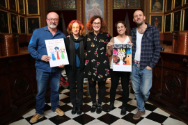 El Ajuntament de Palma elige el cartel para la próxima cabalgata de los Reyes Magos