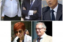 La lista Forbes sitúa a Fluxà, Escarrer, los hermanos Riu e Hidalgo entre los 100 españoles más ricos
