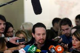 Iglesias se confiesa avergonzado y pide libertad para los «presos políticos»