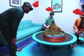Microsoft HoloLens desembarca en España el próximo 1 de diciembre
