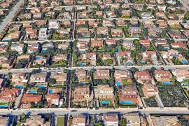 El Consell eliminará falso suelo urbano para limitar el crecimiento urbanístico de Mallorca