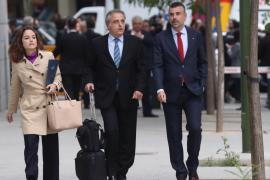 El exconseller Santi Vila paga la fianza para salir de prisión