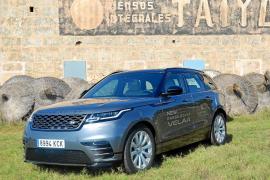 Range Rover Velar: Tecnología y estética de vanguardia