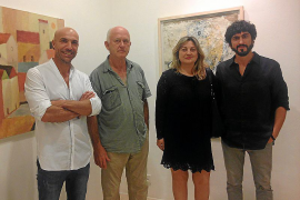 Exposición colectiva en Pollença