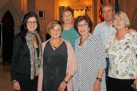 La Gran Logia de Balears celebra 25 años de masonería.