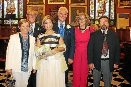 Boda de María Ester de Juan y Paco Díaz