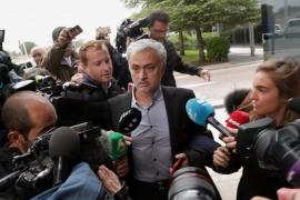 Mourinho defiende ante el juez que su situación con Hacienda ya estaba regularizada