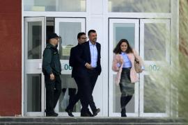 El exconseller Santi Vila deja la cárcel tras pagar la fianza de 50.000 euros