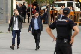 La Audiencia Nacional rechaza poner en libertad a 'los Jordis'