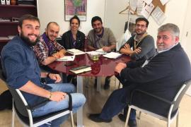 El Moviment Escolta i Guiatge presenta sus proyectos al Consell y pide apoyo para que se reconozca su tarea social