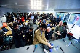 La Fiscalía belga examina este sábado las euroordenes de detención contra Puigdemont y los cuatro exconsejeros
