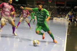 El Palma Futsal remonta en Pamplona
