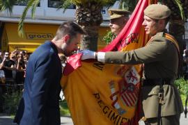 Aumento en Baleares de las juras de bandera civiles