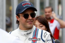 Felipe Massa se retira de la Fórmula1