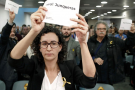 ERC exige liberar a los «presos políticos» para ir al 21-D en iguales condiciones