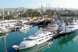 Astilleros Mallorca cambiará de ubicación en el puerto para ampliar su volumen de trabajo