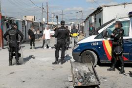 'El Ico', entre los detenidos en la gran operación antidroga en Son Banya