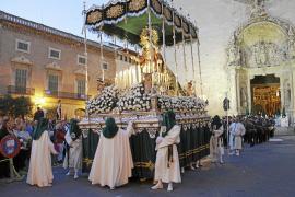 palma procesion sant francesc mare de deu de l¿esperanza foto mique