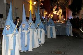 palma local procesion del calvario iglesia de la asuncion foto jaume
