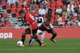Un golazo de Álex López da el triunfo al Mallorca ante el Valencia Mestalla
