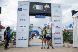 Los británicos Lucy Gossage y Tom Vickery conquistan el primer Long Course Weekend Mallorca