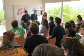 Las Juventudes Socialistas de Baleares concluyen sus jornadas de formación y debate en Alaró