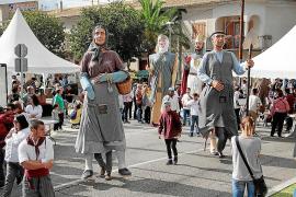 La Fira de Tardor sirve de escaparate al producto local y ecológico en Sant Marçal