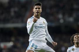 Marco Asensio alumbra el reencuentro del Real Madrid con la victoria