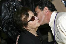 Muere la madre de Antonio Banderas