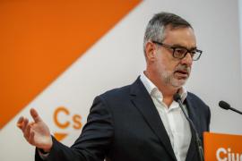 Villegas (Cs) afirma que Puigdemont pagará por lanzar a Cataluña «contra el muro»