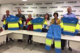 El personal de Emaya estrenará nueva vestimenta el próximo 13 de noviembre